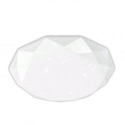 LED плафон Rumba 18W бял