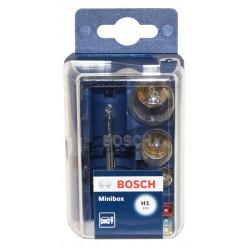 Комплект крушки Bosch Minibox H1