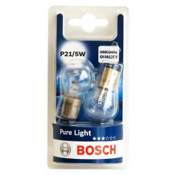 Автомобилна крушка Bosch P21/5W / 2 броя