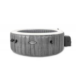 Надуваемо кръгло джакузи Intex 28440 Greywood 196х71см / 795л