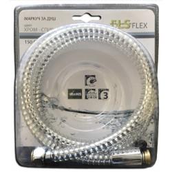 PVC шлаух за душ / хром спирала 150 cm