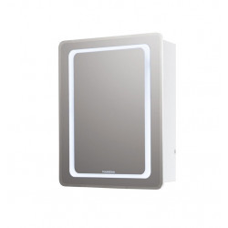 Горен шкаф за баня с огледало Макена Айра