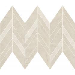 Декоративни плочки Manzila Beige Chevron Mix Mosaic Matt 25,5х29,8