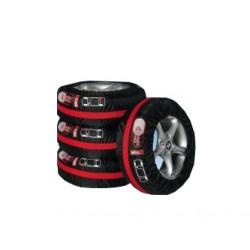 Калъф за гуми 4 части