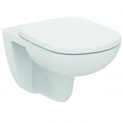 Тоалетна чиния Темпо висяща / бяла