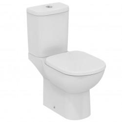 Тоалетна чиния със задно оттичане Темпо