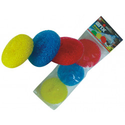 Пластмасова гъба Арикс - 3 броя