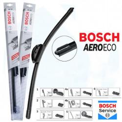 """Плоска чистачка Bosch """"Aero Eco"""" 550мм"""