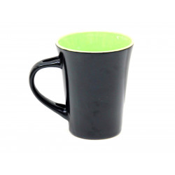 Чаша за мляко кръг / цветна