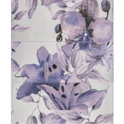 Плочки за стенна декорация пано IJ 500 x 600 Виола цветя лилави