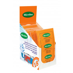 Микробек Препарат за септични ями 25 гр