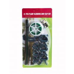 Комплект за растения - щипки + тел + свински опашки М11-31
