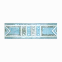 Плочки за стенна декорация / фриз 60 x 200 Мирамар сини