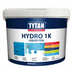 Течно хидроизолационно фолио Tytan Professional Hydro 1K 12кг