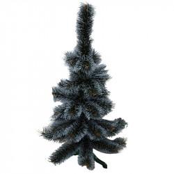 Жилкова елха с бял връх 80 см