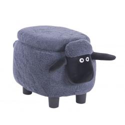 Табуретка ракла във формата на овца
