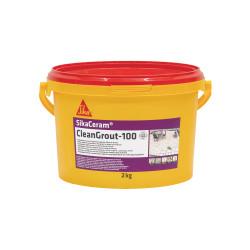 Фугираща смес SikaCeram® CG 100 - 00 White бяла