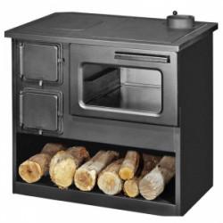 Готварска печка Металургия М без съкло 9.0 kW