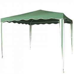Градинска шатра зелена 3х3м