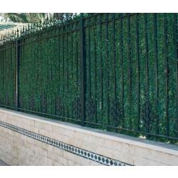 Изкуствено озеленяване за огради модел Бор 1.5x3m