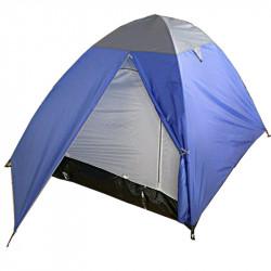 Двуместна палатка с двоен покрив