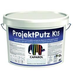 Полимерна мазилка 4xCaparol ProjektPutz К15 25 kg + Грунд за 20 кв.м