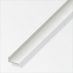 PVC ъглов профил 20х10 бял