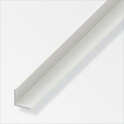 PVC ъглов профил 20х20 бял
