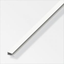PVC кантоващ профил 4х15 бял