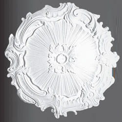 Декоративна розетка за таван R14 - Ø 43см