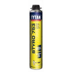 Полиуретаново пистолетно лепило Tytan Professional О2 STYRO 753