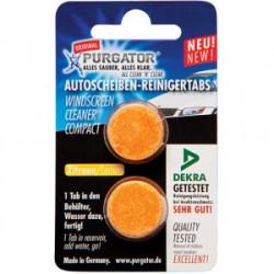 Таблетки лятна течност за чистачки purgator опак. 2 бр.