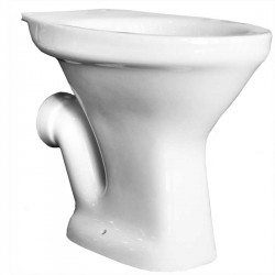 Тоалетна чиния със задно оттичане Inter Ceramic 4636P