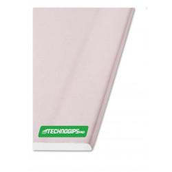Огнеустойчиви гипсокартонени плоскости Техногипс Про тип F - 1200х3000х15mm