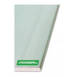 Влагоустойчиви гипсокартонени плоскости Техногипс Про тип H - 1200х2600х9,5mm