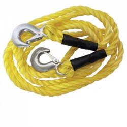 Въже за теглене