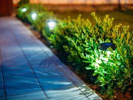 9 причини да изберете соларни лампи за градината