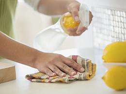 7 идеи за пролетно почистване без препарати