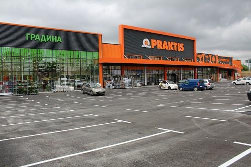 PRAKTIS - Велико Търново