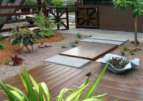 7 декинг идеи за градината и терасата