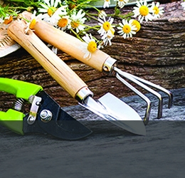 Градински ръчни инструменти