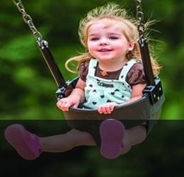 Детски люлки и уреди за игра
