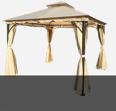 Градински шатри и павилиони