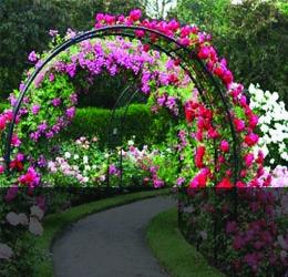 Декоративни арки и цветарници