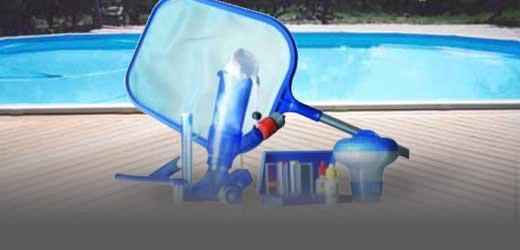 Принадлежности за басейни